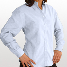 Blusa Oxford Poly M/L