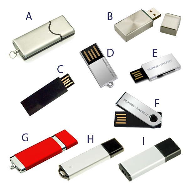 Pendrive mini - micro