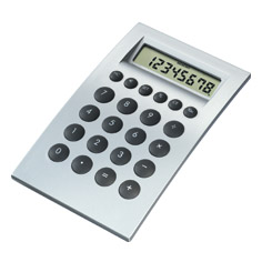 Calculadora soft Touch